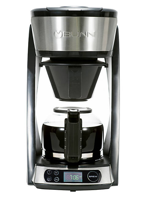 Bunn Heat N Brew Programmable 10-Cup Coffee Maker
