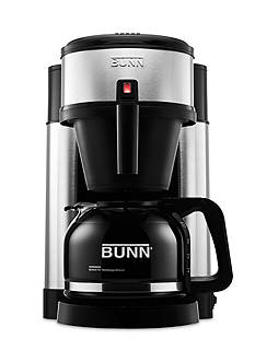 Bunn Velocity Stainless Steel 10-Cup Brewer - NHS