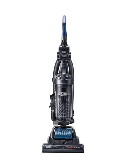 Black & Decker PowerSwivel Upright Vacuum Cleaner