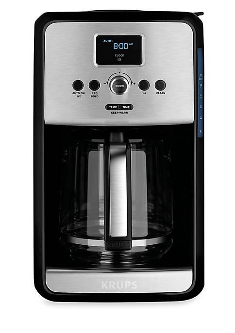 Krups Savoy Stainless Coffeemaker