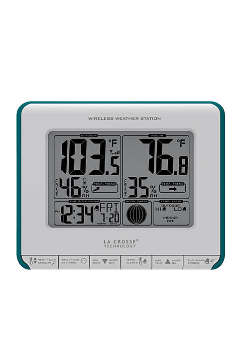LaCrosse Technology Wireless Weather Station with Heat Index