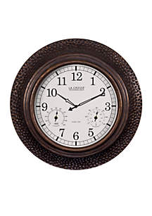 in Out Atomic Wall Clock