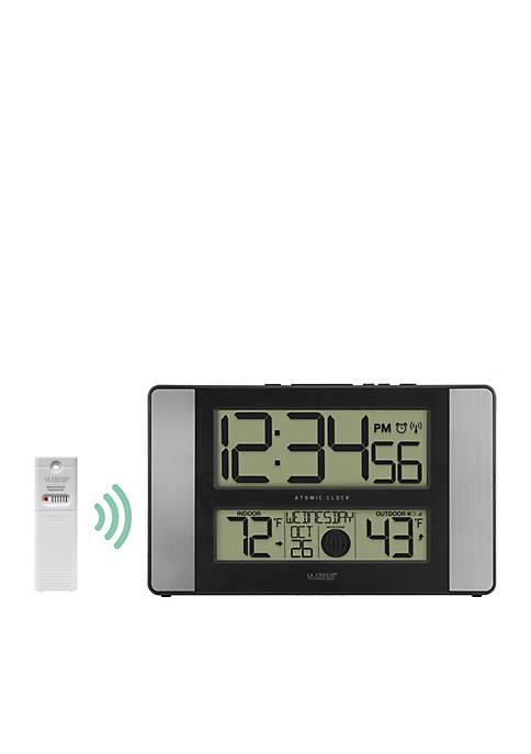 LaCrosse Technology Atomic Digital Wall Clock