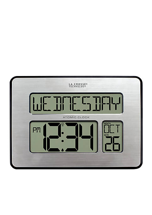 LaCrosse Technology Atomic Digital Wall Clock