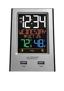 Alarm Clock Charging Station