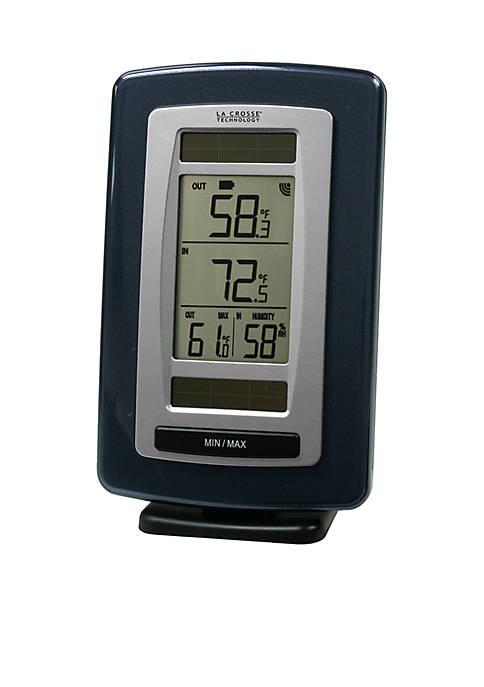 Wireless Solar Temperature Station