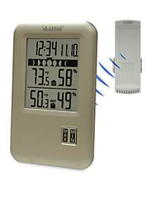 Wireless Weather Station with Moon Phase