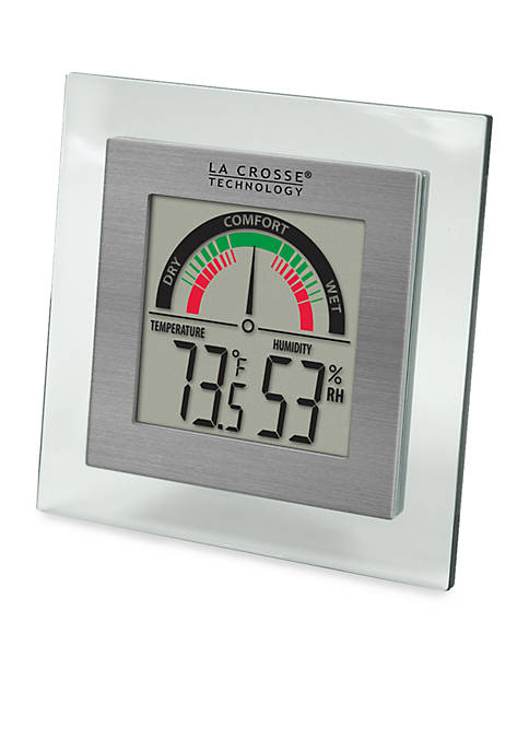 Indoor Comfort Meter with Temp and Humidity