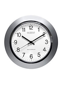 14-in. Atomic Analog Wall Clock - Online Only