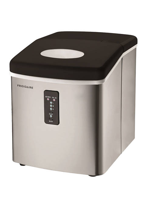 Frigidaire Stainless Steel Ice Maker