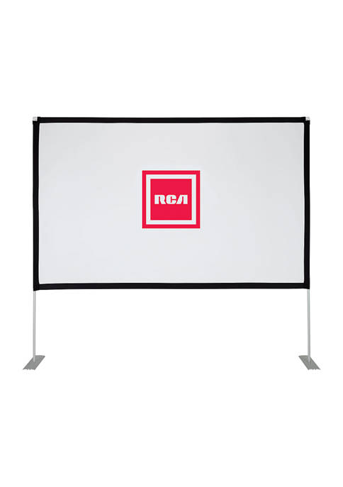 100 Inch Portable Projection Screen