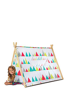 Discovery Kids Toy Foldable Tent Tree Print
