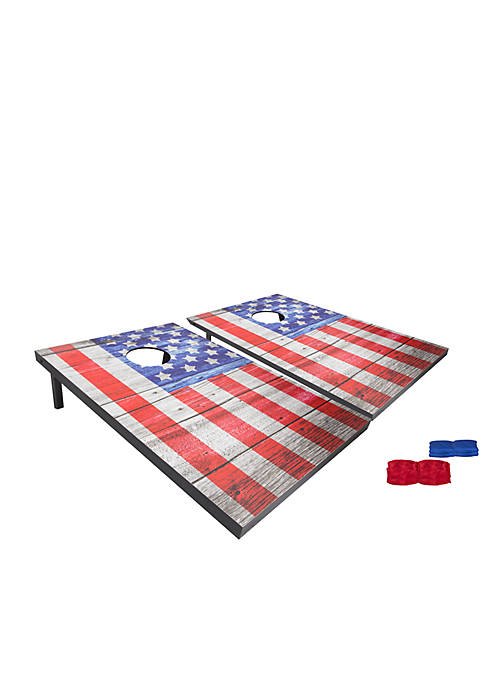 Refinery Deluxe Bean Bag Toss Game