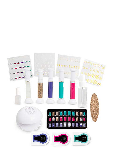 FAO Schwarz Salon Set