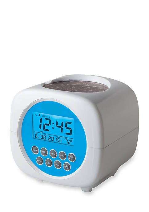 Discovery Kids Star Projection Alarm Clock
