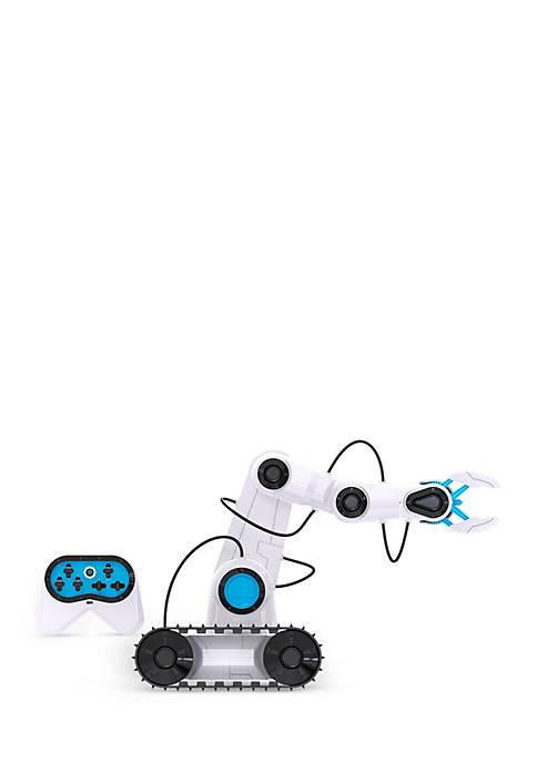 Remote Control Robotic Arm with Wheels