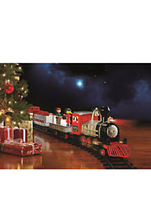 fao schwarz motorized train set fao schwarz motorized train set - Motorized Christmas Decorations