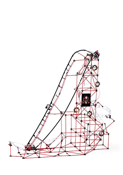 FAO Schwarz Roller Coaster Building Set