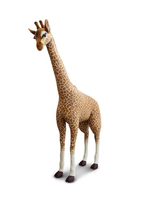 FAO Schwarz Toy Plush 96 Inch Giraffe