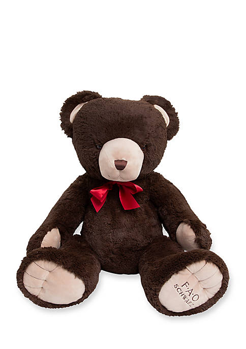 FAO Schwarz Plush Teddy Bear