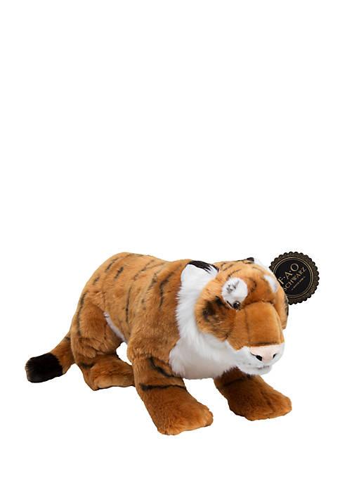 FAO Schwarz Plush Tiger
