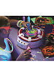 3D Spin Art with LED