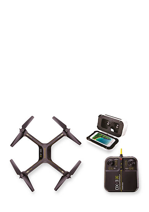 Sharper Image DX Drone with HD Camera and