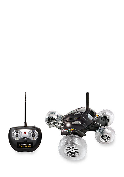 Radio Controlled Thunder Tumbler Rally Car