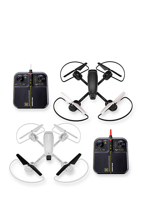 Sharper Image 2-Pack 5-in. Drone Mach Racer with