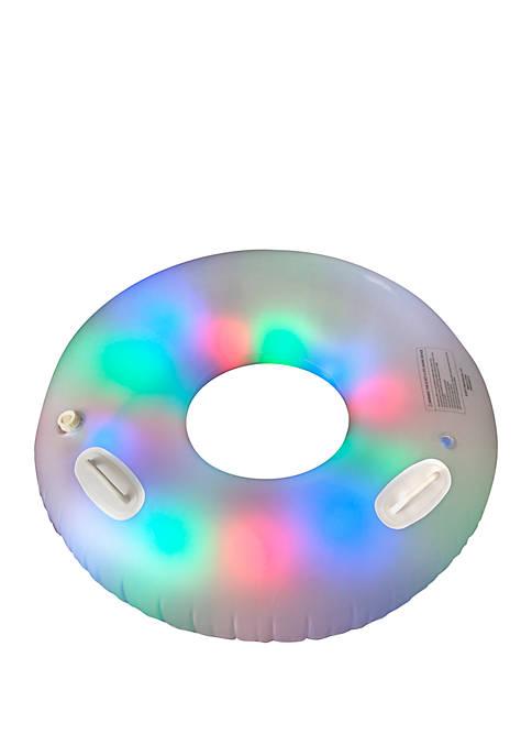 Inflatable LED Tube Float