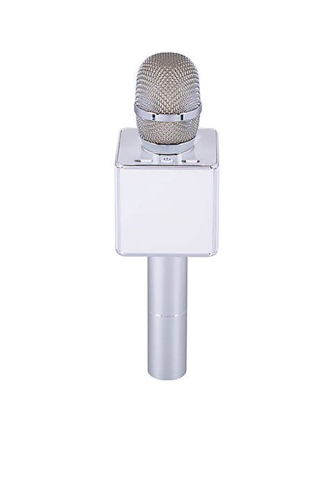 Sharper Image Musical Broadcaster Bluetooth Microphone