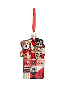 Toy Bag Ornament
