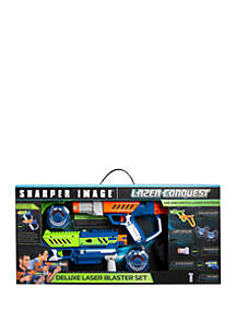 Sharper Image Lazer Conquest Deluxe Kit