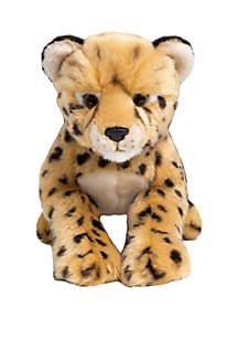 Plush Cheetah Cub