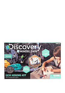 Mindblown STEM Gem Mining Kit