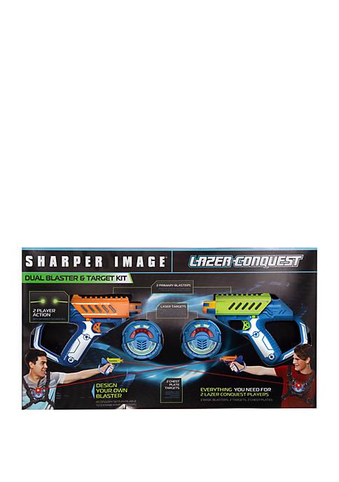 Sharper Image Lazer Conquest Dual Kit