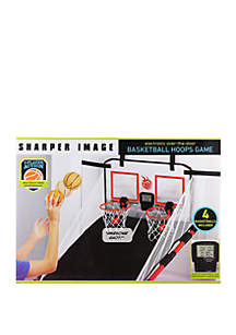 Sharper Image Game Over The Door Basketball
