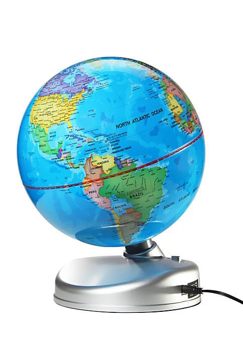 Discovery Mindblown STEM 2-in-1 Globe Light