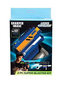 Sharper Image Lazer Conquest Booster Kit