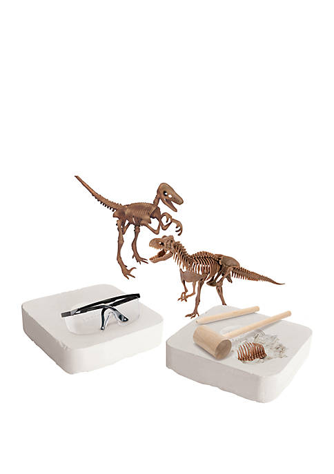 Discovery Kids Discovery Mindblown Toy Dinosaur Excavation Kit