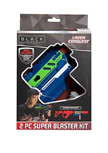Lazer Conquest Super Blaster Kit