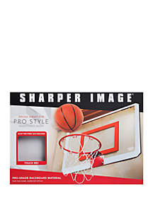 Sharper Image Break-Away Rim Pro-Style Hoop