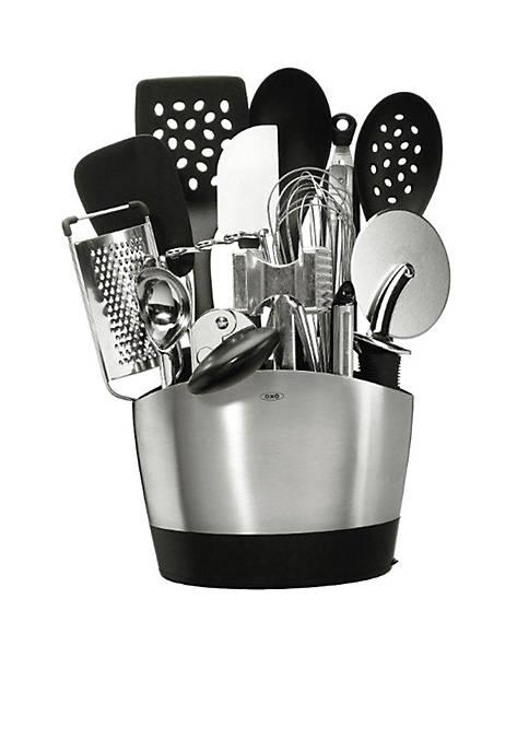 OXO 15-pc Kitchen Tool Set