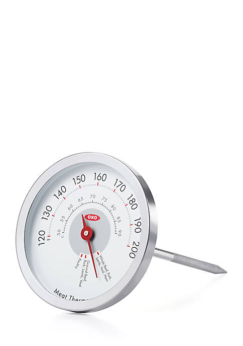 Chefs Precision Leave-In Meat Thermometer