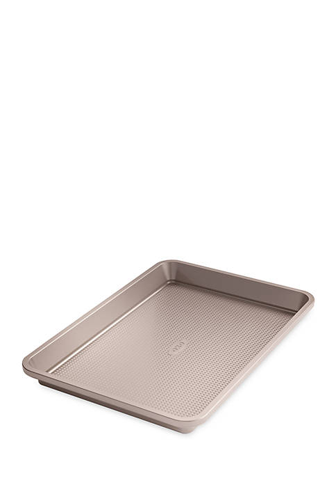 OXO Non-stick Half Sheet Pan and Quarter Sheet