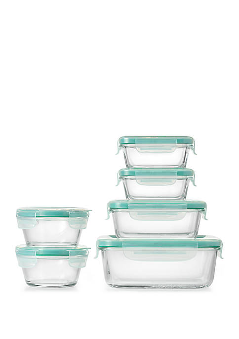OXO Good Grips Smart Seal 12-Piece Container Set