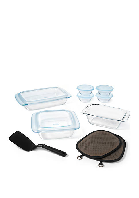 OXO Good Grips 16 Piece Glass Bakeware Set