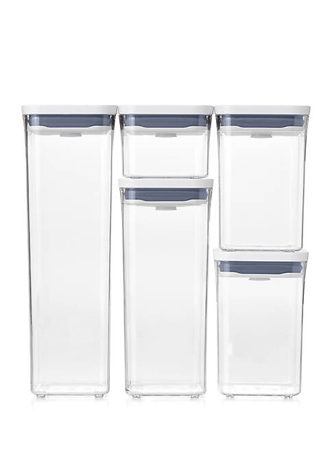 POP Container 5 Piece Set