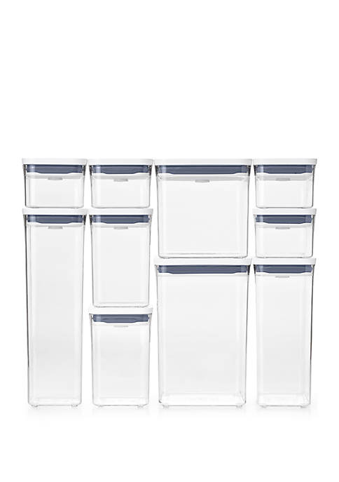 POP Container Set 10 Piece