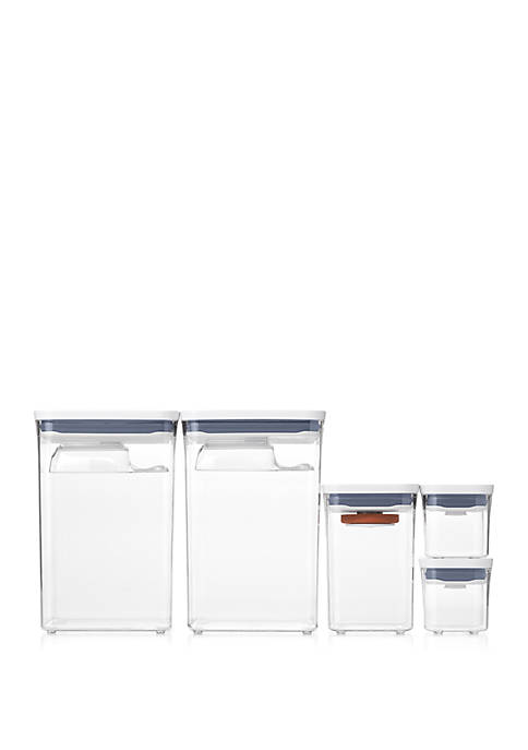 Baking Essentials Pop 8 Piece Storage Set